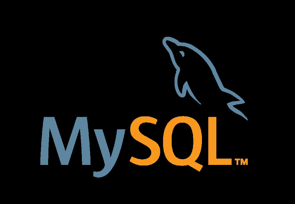 mysql logo png transparent
